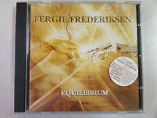 FERGIE FREDERIKSEN*EQUILIBRIUM 1999 11 TRK EUROPEAN CD SOFT ROCK 199675 VG+ OOP