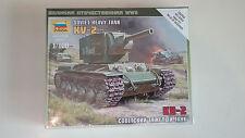 1/100 Scale  WWII Soviet KV-2 Heavy Tank  model kits