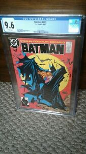 Batman 423 cgc 9.6  First  Print