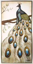 Künstlerische Öl-Malerei mit Vogel-Motiv
