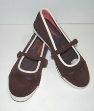 Gravis Womens Catalina Casual Flats Mary Jane Shoes Size US 7