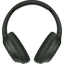 Sony Wh-Ch710N Bluetooth Wireless Noise-Canceling Headphones (Black) - Open Box