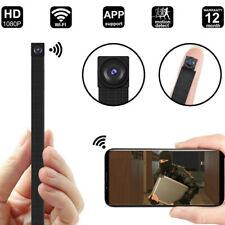 Mini HD 1080P Spion Kamera Wireless WiFi WLAN IP Überwachungkamera Hidden Camera