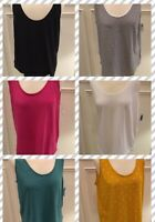 Old Navy Scoop Neck Tank Top in Size S, M, L, XL, XXL - Brand New!