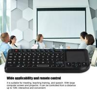Mini Wireless Keyboard And Mouse Set 2.4G For Windows Computer PC Projector Game