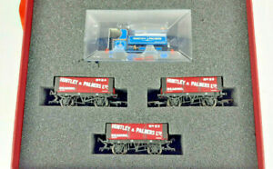 HORNBY PECKETT W4 0-4-0ST H&P BISCUITS LTD ED DCC READY EXCELLENT BOXED OO(VP)