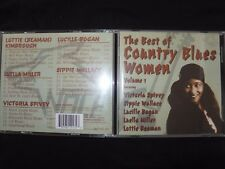 CD THE BEST OF COUNTRY BLUES WOMEN /