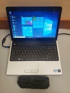 "Dell INSPIRON 1440 14"" Pentium DUAL-CORE @ 2.20GHz 3GB RAM 160GB HDD WEBCAM"