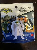 Mighty Minis Batman Unlimited Series 3 BATMAN POLAR Figure