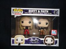 Funko Pop! NYCC 2017 Exclusive Buffy the Vampire Slayer BUFFY & FAITH  2-Pack