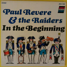 PAUL REVERE & THE RAIDERS - In the Beginning (1966 stereo Jerden re; '63 LP) EX