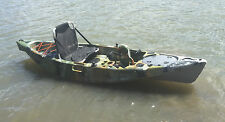 Foot Propelled Peddle Kayak - Canoe - Boat - Kings Kraft - Australian Design