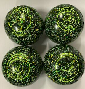 Henselite Dreamline XG Bowls Size 4 H/W with Grip in Spirit Color