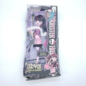 *Damaged Box* Monster High Doll Draculaura Scaris City of Frights 2012