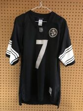 Reebok Authentic Ben Rothlisberger Pittsburgh Steelers Third Jersey Adult Small