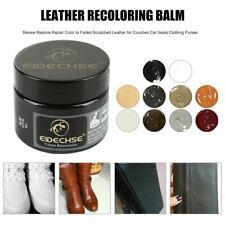 Leather Repair Paste Filler Cream Putty for Car Seat Sofa Scratch Scuffs Hole UK