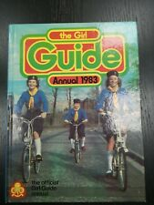Vintage Girl Guide Annual 1983