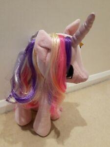 My little pony build a bear princess Cadance