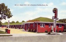 IN DOWNTOWN BOWLING GREEN, KY STATE MOTEL Mrs. J.B. Robinson, Mgr.