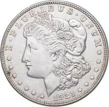1921-D Morgan Silver Dollar - Last Year Issue 90% $1.00 Bullion *780