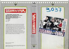 SUSANNA TUTTA PANNA (1957) vhs usato