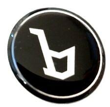 Bertone 28mm Mono Badge - Steering Wheel or Gearknob - Fiat X19 X-19 X1/9
