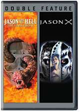 JASON GOES TO HELL: THE FIN...-JASON GOES TO HELL: THE FINA (US IMPORT) DVD NEW