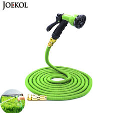 25Ft-125Ft Garden Watering Hose Expandable Magic Flexible Water Hose