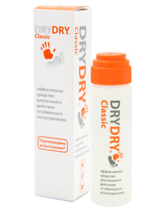 Dry Dry Classic Antiperspirant for Excessive Sweating Long-acting 35ml