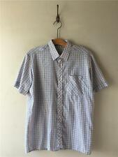 Mod/GoGo Vintage Cotton Blend Casual Shirts & Tops for Men