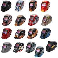 Lot Welding Helmet Pro Solar Auto-Darkening Mask Grinding Welders Home Security