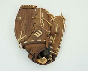 Wilson A440 Fast Pitch Leather Glove Baseball Softball Size 12.5