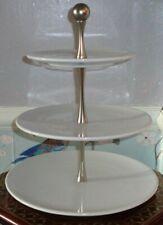 Pampered Chef 3 Tier Round Cake Stand