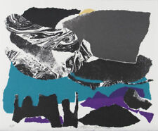 Dealer or Reseller Listed Original Abstract Art Prints
