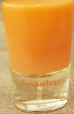 Brand New Clinique Happy Perfume Spray Eau de Parfum - 4ml for her FREE P&P