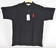 Beijing 2008 Olympics Mens Polo Shirt Black Size XXL Official Prod. New w Tag