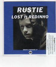 (FL601) Rustie, Lost ft Redinho - 2014 DJ CD