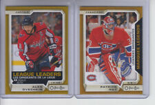 18/19 OPC Montreal Canadiens Patrick Roy Gold Marquee Legends card #ML-5 - SP
