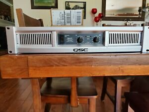QSC GX7 Power Amplifier (Used-Great Condition)