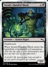 MTG Unstable STEADY-HANDED MOOK x4 Magic the Gathering MINT
