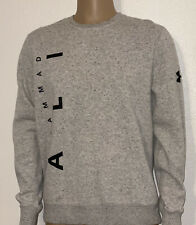 Muhammad Ali Under Armour Collection Crewneck Sweatshirt Medium