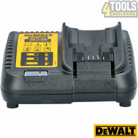 DeWalt DCB115 XR Multi Voltage Li-Ion Battery Charger 10.8V, 14.4V & 18V