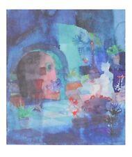 Ralf Westphal Italienischer Garten Poster Bild Kunstdruck 34,5x29cm