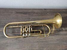 Konzerttrompete mit Drehventilen