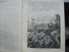 1899 chiosco 5/Oetztaler Alpi Breslauer capanna