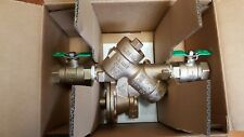 "ZURN WILKINS 1"" 975XL2 Reduced Pressure Backflow Preventer Valve"