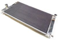 Universal Duel Core Alloy Radiator Core: 670mm x 365mm x 42mm 40mm Inlet
