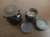EXC!!! Jupiter-8 f2/50mm Russia (Sonnar copy) M39 Lens for Fed Zorki Leica LTM