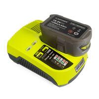 P117 Fast Charger for Ryobi ONE+ P108 Li-ion Ni-Cd Ni-Mh Battery 12-18V AU Plug