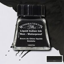 Winsor and Newton - Drawing Ink - 14ml - Liquid Indian Ink
